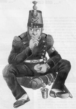 Aargauer Kanonier 1856