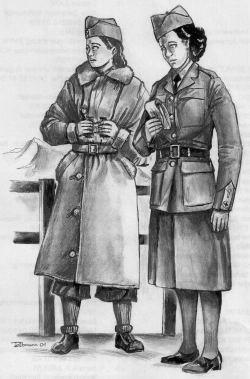 FHD und Rotkreuzfahrerin 1944